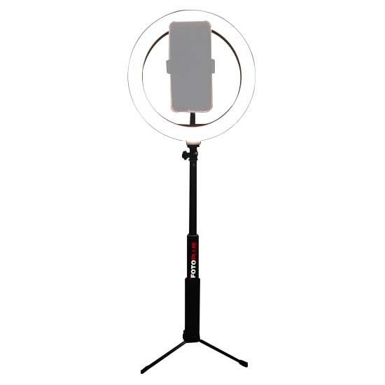 Jual Fotoplus Ring Light RL-10 Bi-Color Harga Murah dan Spesifikasi