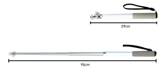 Jual Fotopro Monopod QP-902 White Harga Murah dan Spesifikasi