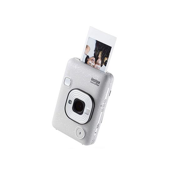 Jual FujiFilm Instax Mini LiPlay - Stone White Harga Terbaik dan Spesifikasi