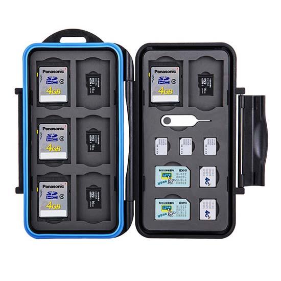 Jual JJC MC-STM23 Memory Card Holder Harga Murah dan Spesifikasi
