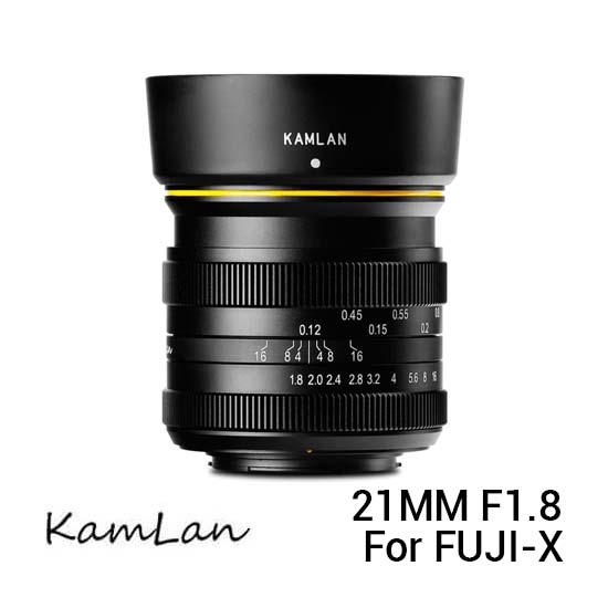 Jual Kamlan 21mm f1.8 for Fuji X Mount Harga Terbaik dan Spesifikasi