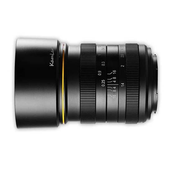 Jual Kamlan 28mm f1.4 for Canon EOS-M Harga Murah