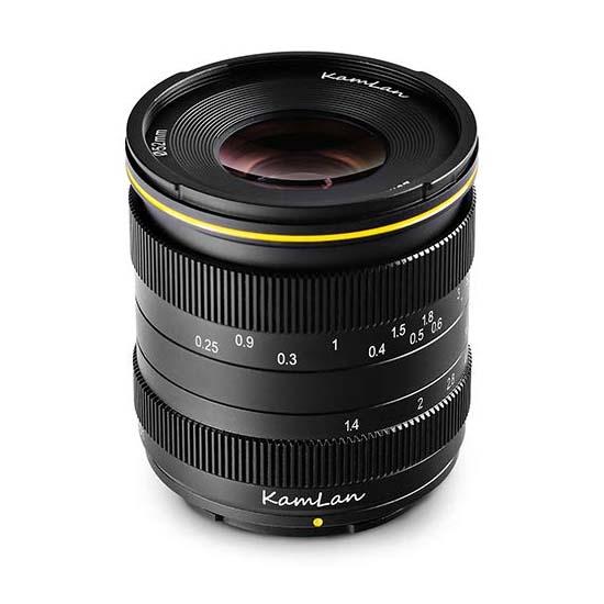Jual Kamlan 28mm f1.4 for Fuji-X Harga Murah