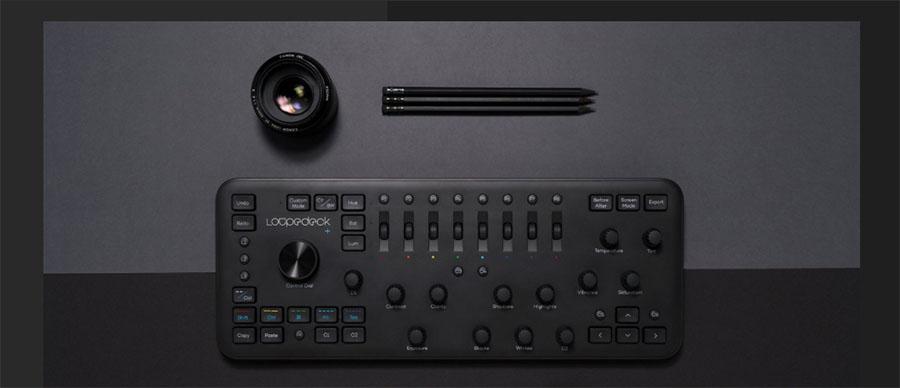 Jual Loupedeck + Photo & Video Editing Console Harga Terbaik dan Spesifikasi