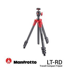 Jual Manfrotto Tripod MK Compact LT-RD Red Harga Murah dan Spesifikasi