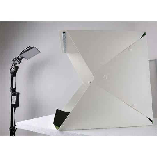 Jual Mini Photo Studio LED Size Medium Harga Murah dan Spesifikasi