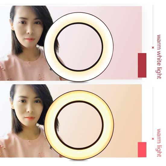 Jual Mini Ring Light 16cm with Monopod Harga Murah dan Spesifikasi