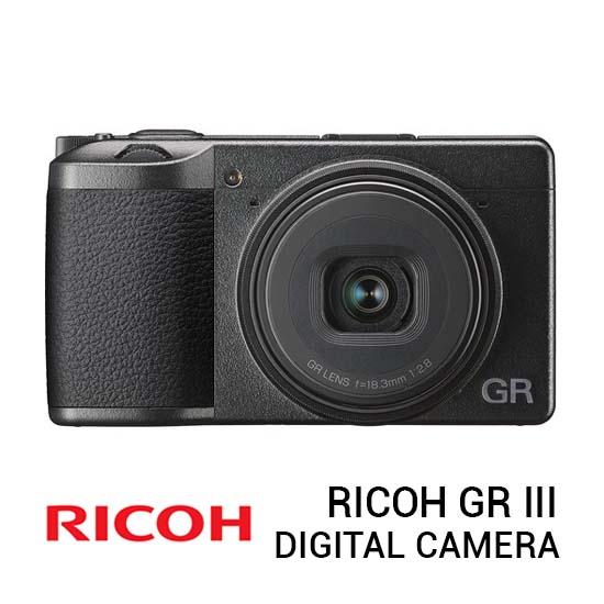 Jual Ricoh GR III Harga Terbaik dan Spesifikasi