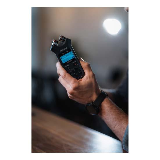 Jual Tascam DR-07X Stereo Handheld Digital Audio Recorder Harga Murah dan Spesifikasi