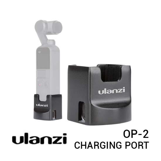 Jual Ulanzi OP-2 Charging Port for DJI Osmo Pocket Harga Murah