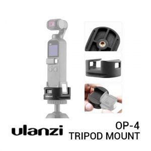 Jual Ulanzi OP-4 Tripod Mount for DJI Osmo Pocket Harga Murah dan Spesifikasi