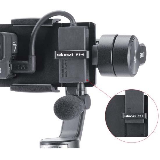 Jual Ulanzi PT-6 Gopro Gimbal Adapter Plate Harga Murah dan Spesifikasi