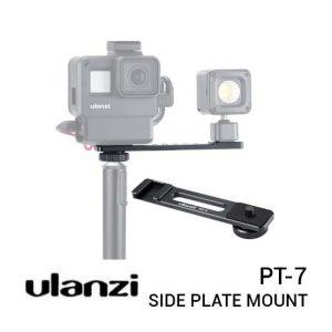Jual Ulanzi PT-7 Side Plate Mount Harga Murah dan Spesifikasi