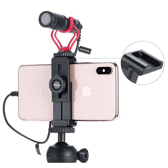 Jual Ulanzi ST-02L Phone Tripod Holder Harga Murah dan Spesifikasi
