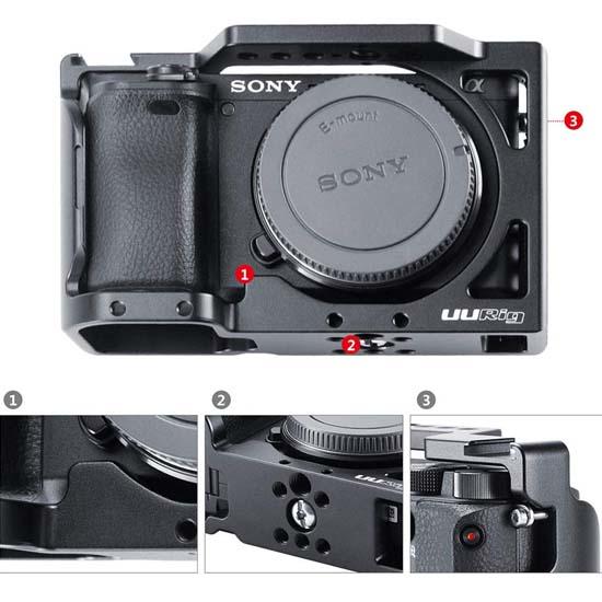 Jual Ulanzi UURig C-A6400 Cage for Sony A6400 Harga Murah