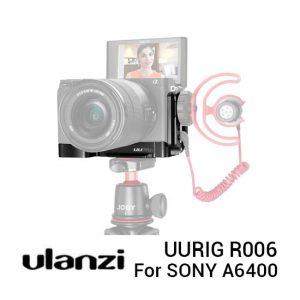 Jual Ulanzi UURig R006 Quick Release L Plate for Sony A6400 Harga Murah dan Spesifikasi