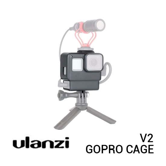 Jual Ulanzi V2 Gopro Vlog Cage Harga Murah dan Spesifikasi