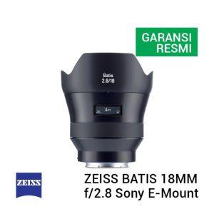 Jual Zeiss Batis 18mm f 2.8 for Sony E-Mount Harga Terbaik dan Spesifikasi