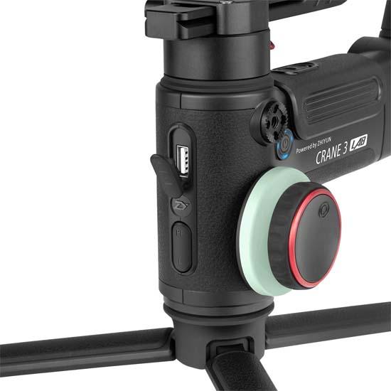 Jual Zhiyun Crane 3 Lab Handheld Stabilizer Harga Terbaik dan Spesifikasi