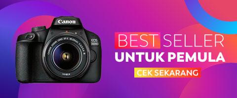 Kamera DSLR Canon Harga Murah Terbaru & Spesifikasi