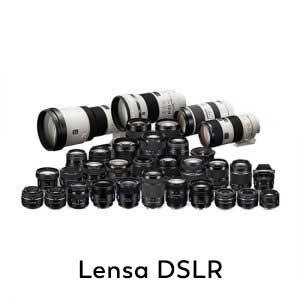 Lensa DSLR