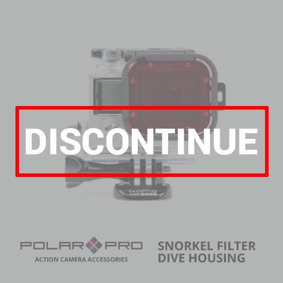 jual PolarPro Dive Housing Snorkel Filter