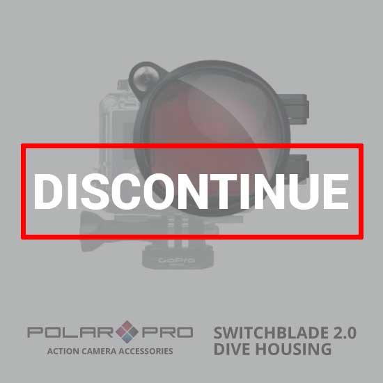 jual PolarPro Dive Housing Switchblade2.0