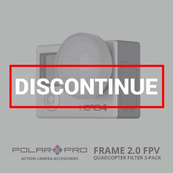 jual PolarPro Frame2.0-FPV Quadcopter Filter 3-Pack
