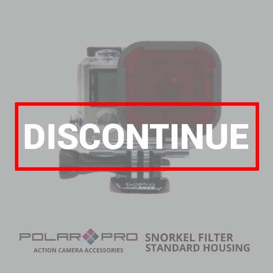 jual PolarPro Standard Housing Snorkel Filter