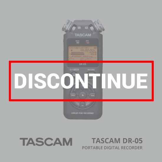 jual TASCAM DR-05 Portable Digital Recorder