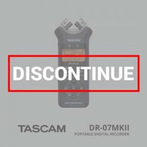 jual TASCAM DR-07MKII PORTABLE DIGITAL RECORDER toko kamera online plazakamera surabaya dan jakarta