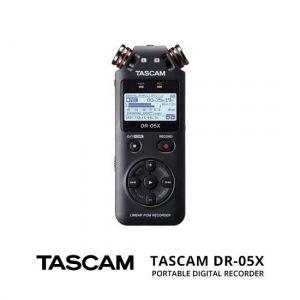 jual TASCAM DR-05X Portable Digital Recorder toko kamera online plazakamera jakarta dan surabaya