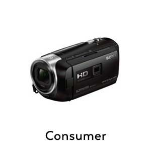 Consumer Video Camcorder