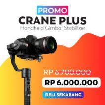 jual zhiyun crane plus toko kamera online plazakamera surabaya dan jakarta